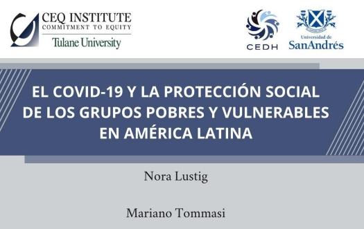 COVID -19 y la protección social